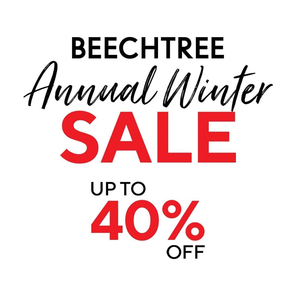 Beechtree - Annual Winter Sale