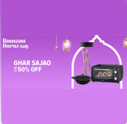 Daraz - Ramzan Sale