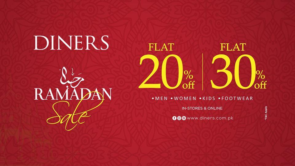 Diners - Marhaba Ramzan Sale