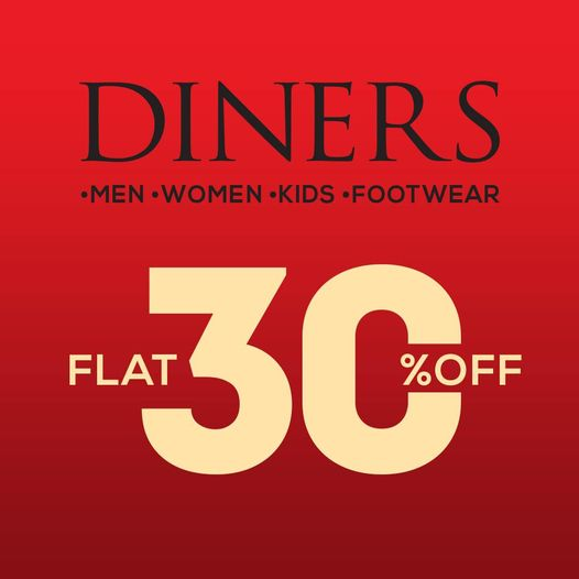 Diners - Mid Summer Sale