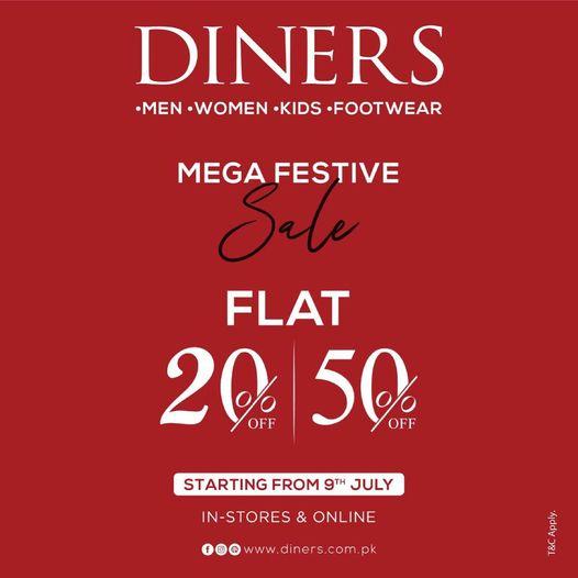 Diners - Festive Sale