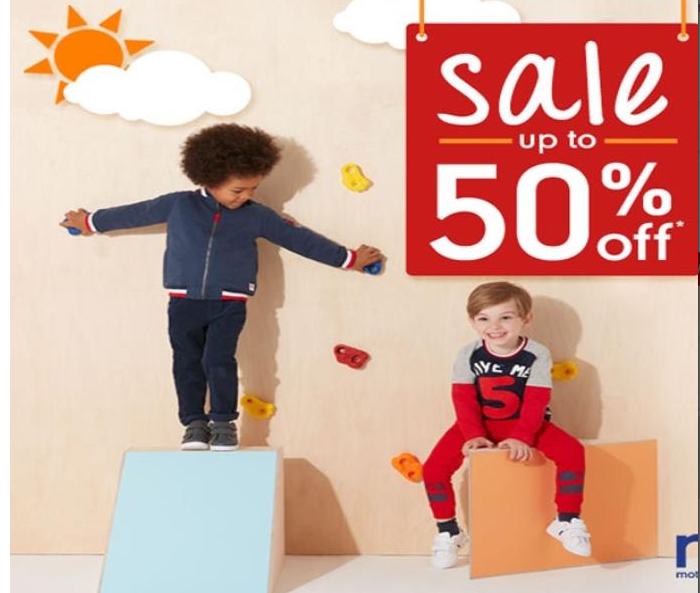 Mothercare - End Of Season Sale