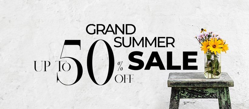 Ecs - Grand Summer Sale