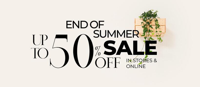 Ecs - End Of Summer Sale