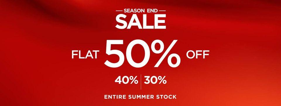 Edenrobe - Season End Sale