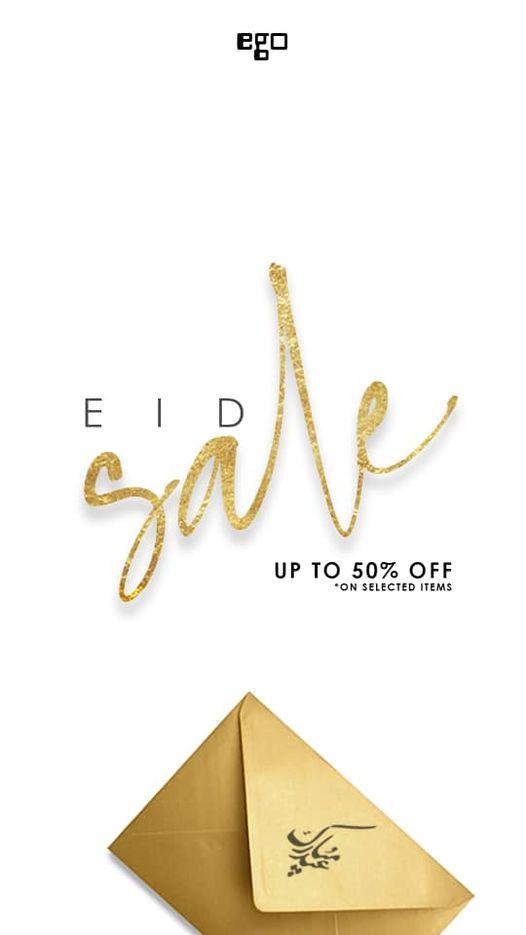 Ego - Eid Sale