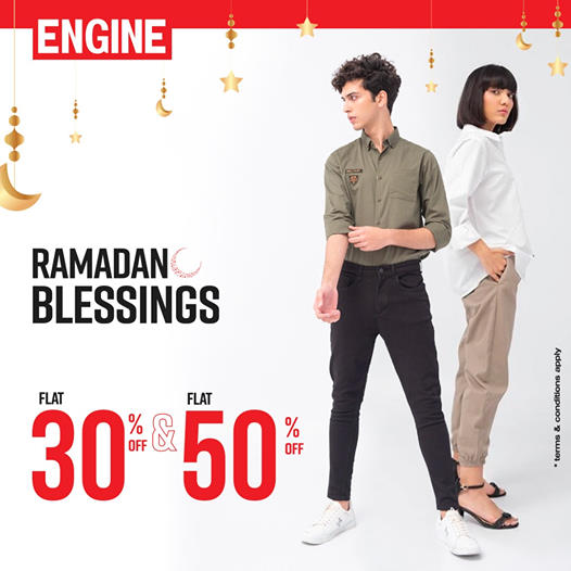 Engine - Ramzan Sale
