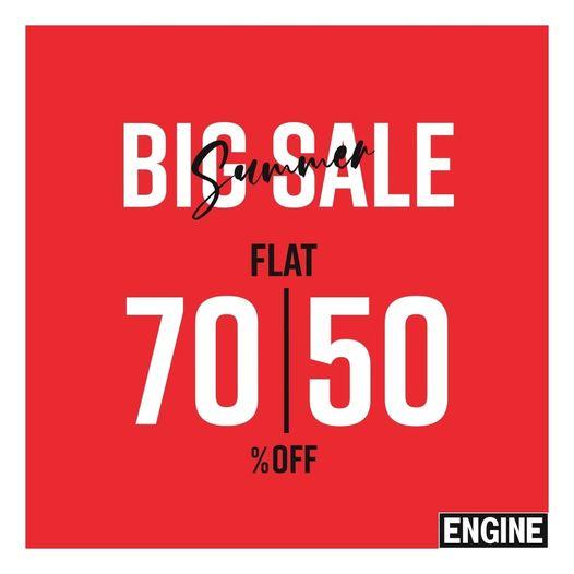 Engine - Summer Sale