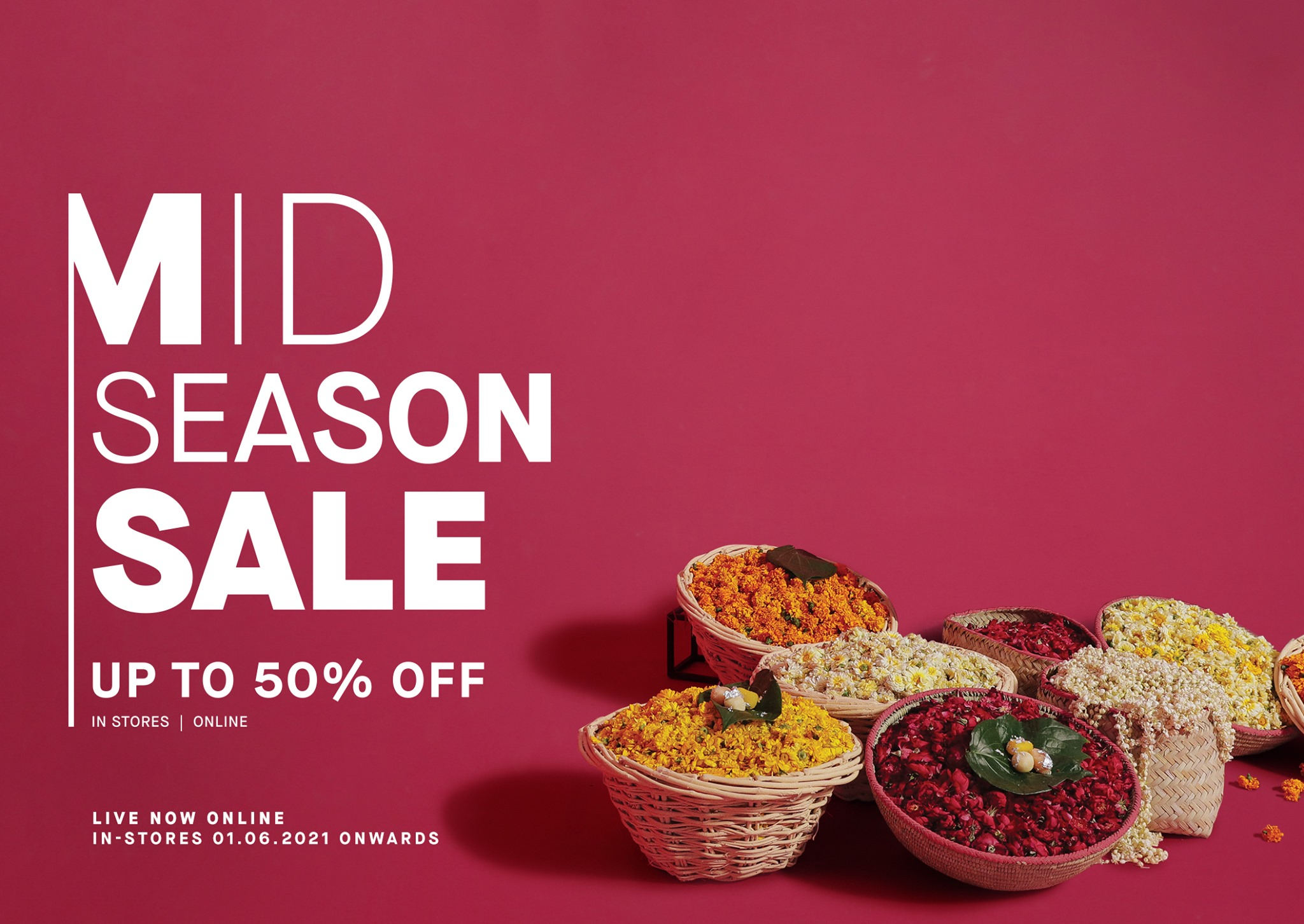 Ethnic By Outfitters - Mid Summer Sale