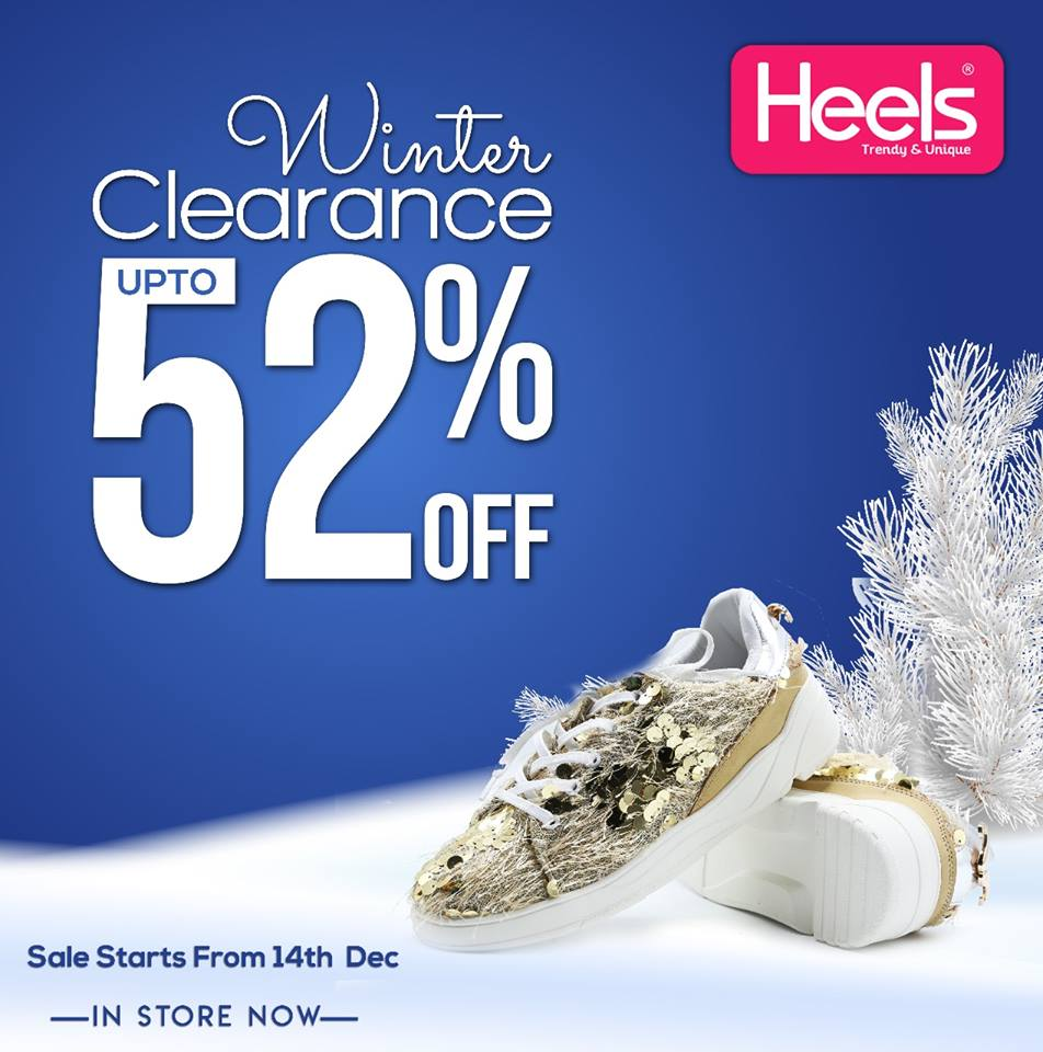 Heels - Winter Clearance Sale