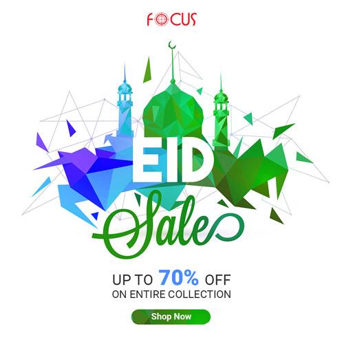 Focus - Eid Sale