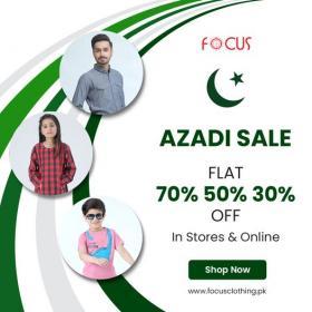 Focus - Azadi Sale