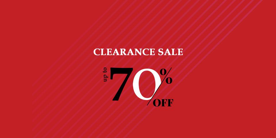 Footlib - Summer Clearance Sale
