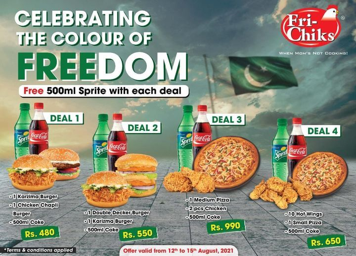 Fri-chicks - Freedom Deal