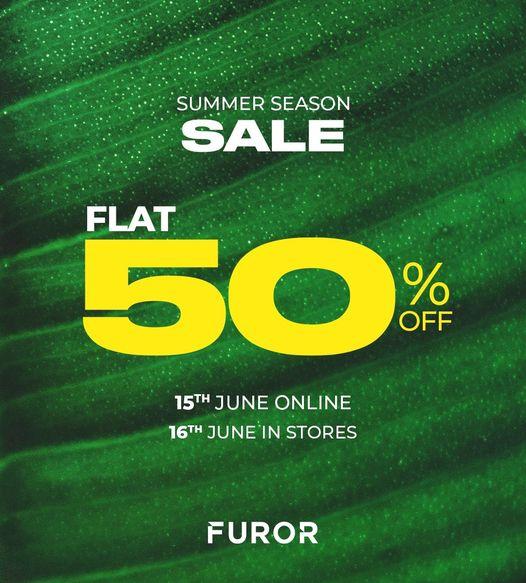 Furor - Summer Season Sale