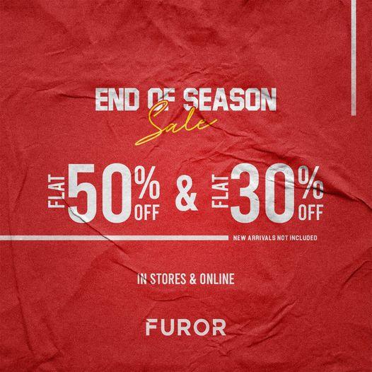 Furor - End Of Season Sale