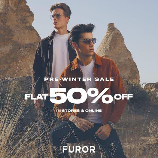 Furor - Pre Winter Sale