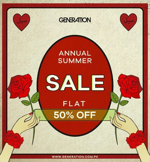 Generation - Summer Sale