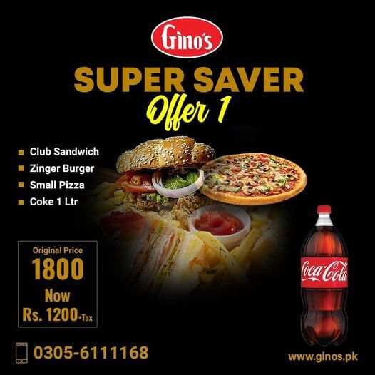 Gino's - Super Deal