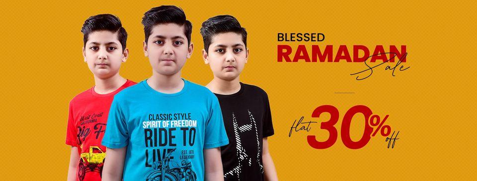 Gravity - Blessed Ramadan Sale