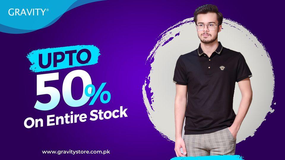 Gravity - Entire Stock Sale