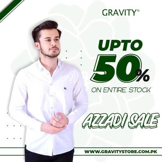 Gravity - Azadi Sale