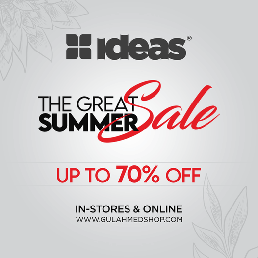 Gul Ahmed - The Great Summer Sale