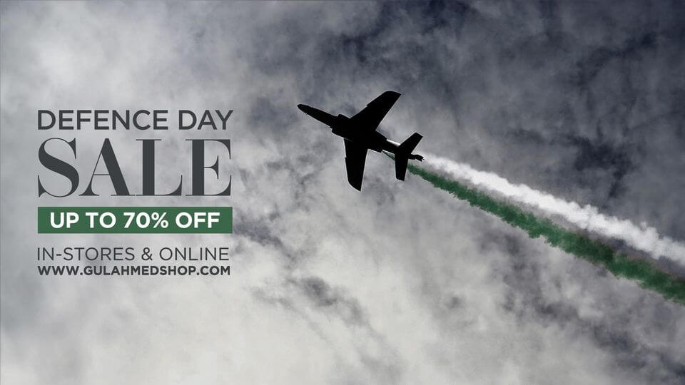 Gul Ahmed - Defence Day Sale
