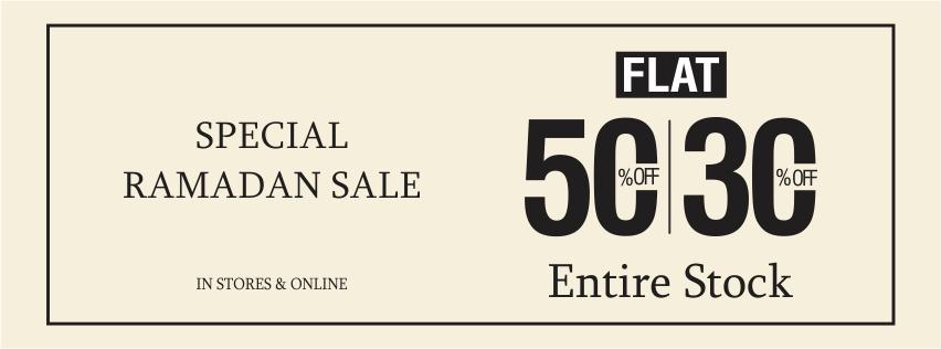 Hang Ten - Special Ramzan Sale