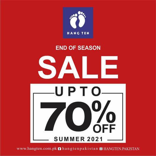 Hang Ten - End Of Season Sale