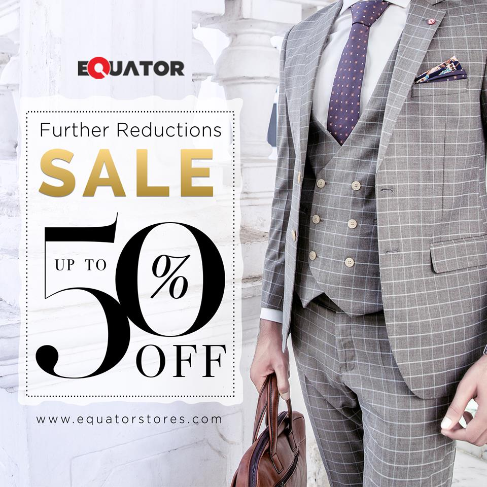 Equator  - Further Reduction Sale