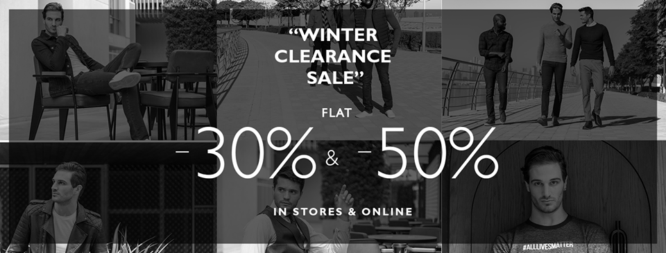 Equator  - Winter Clearance Sale