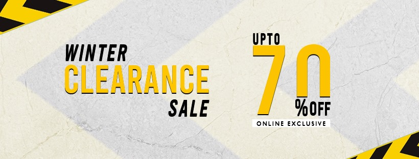 Equator  - Online Exclusive Winter Clearance Sale