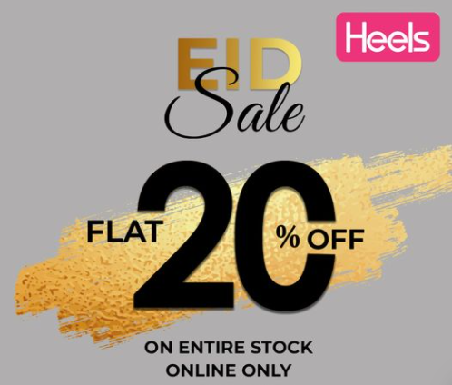 Heels - Eid Sale