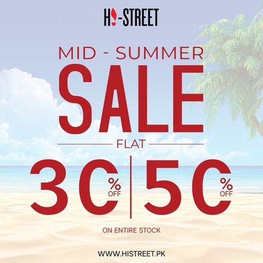 Hi Street - Mid Summer Sale