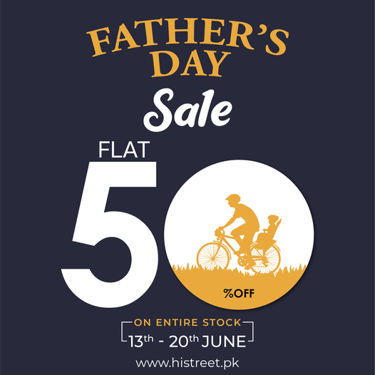 Hi Street - Father's Day Sale
