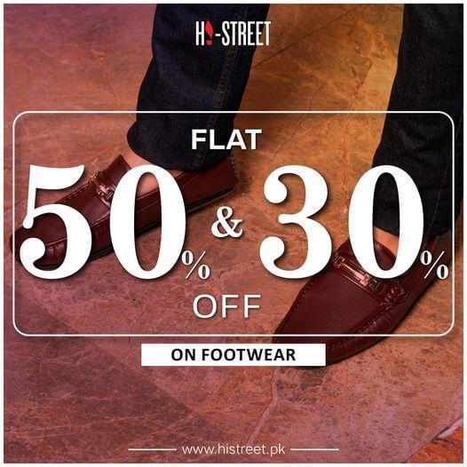 Hi Street - Footwear Sale