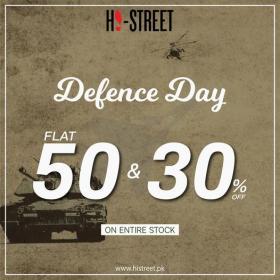 Hi Street - Defence Day Sale