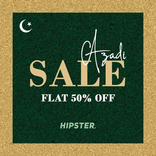 Hipster - Azadi Sale