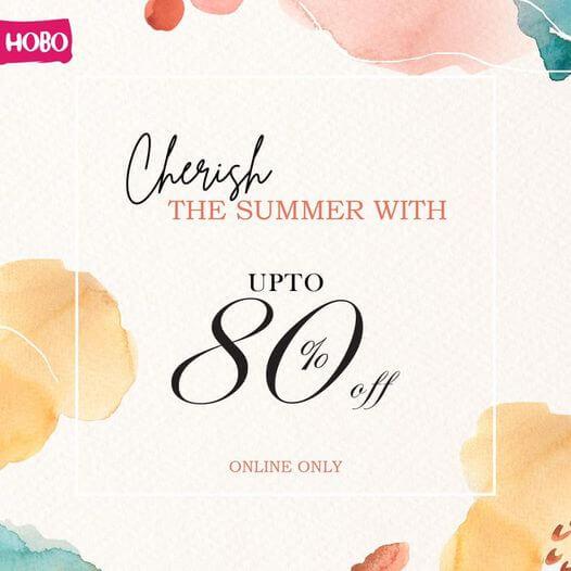 Hobo - Summer Sale