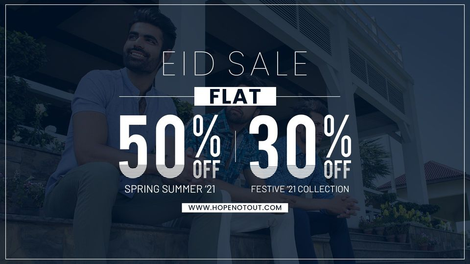 Hope Not Out - Eid Sale