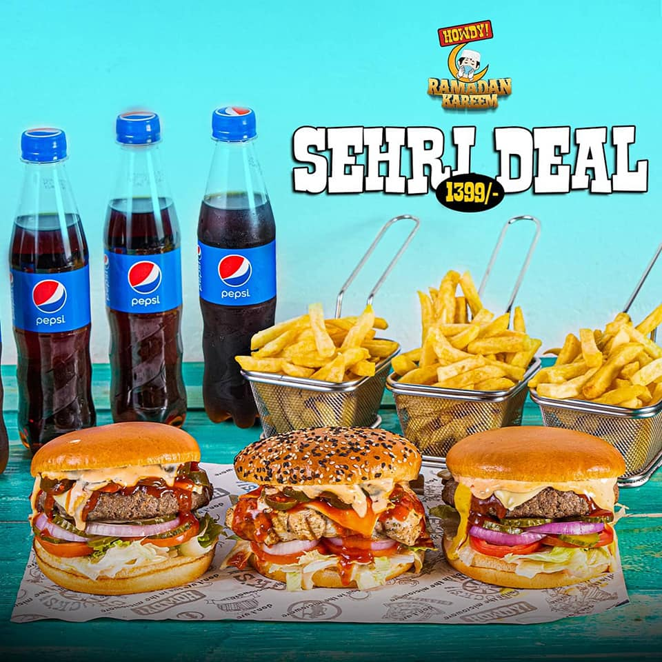 Howdy - Sehri Deal