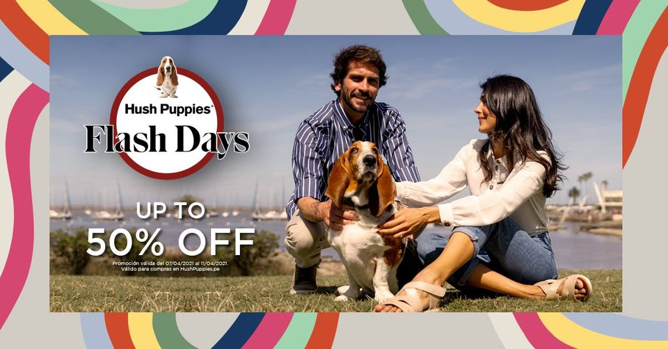 Hush Puppies - Flash Days Sale