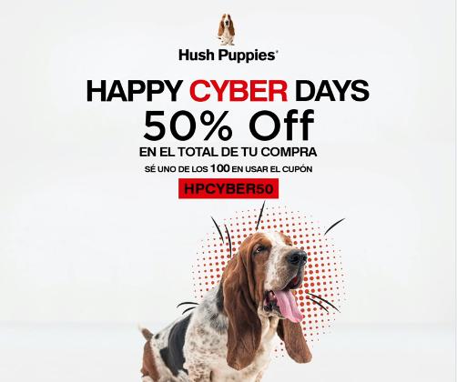 Hush Puppies - Cyber Days Sale
