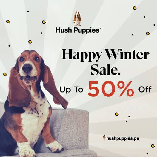 Hush Puppies - Winter Sale