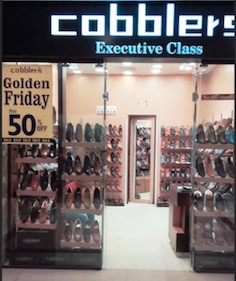 Cobblers Pakistan - Golden Friday Sale