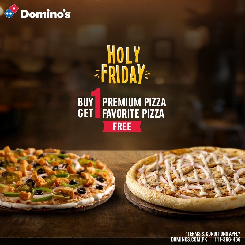 Dominos - Holy Friday