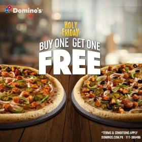 Dominos - Bless Friday Offer