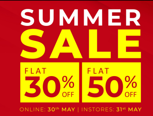Ismail's - Summer Sale