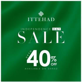 Ittehad - Independence Day Sale